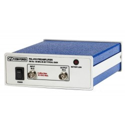 Com-Power PAL-010  High Gain Preamplifier 100 Hz - 30 MHz