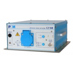 Narda PMM L2-16B Two-line Single Phase V-Network 9 kHz to 30 MHz