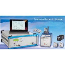 Com-Power Turn Key Conducted Immunity Test System up to 250 MHz