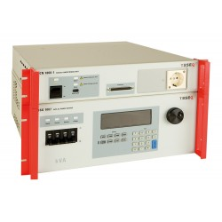 Teseq ProfLine 2105-400 5 kVA Single Phase Harmonics & Flicker Measuring System