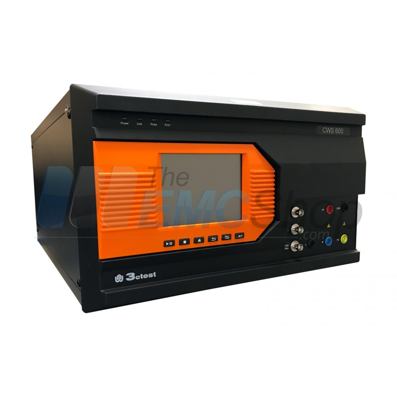 Rent 3ctest Cws 600 6kv Surge Simulator For Iec 61000 4 5