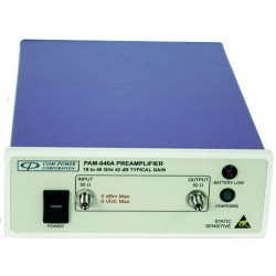 Com-Power PAM-840A Ultra Wideband Preamplifier, 18 GHz- 40 GHz, 37 dB Gain