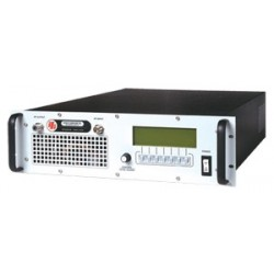 Demo IFI SMC500 Solid State Amplifier, 80 MHz - 1 GHz, up to 3000 W
