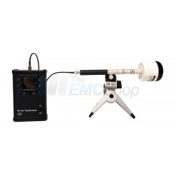 EMC Test Design Smart E-Field Meter Kit, 100 kHz - 6 GHz, .3 - 500 V/m