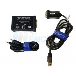 EMC Test Design FOLK-01 Fiber Optic Link Kit for Smart Fieldmeter PC Interface