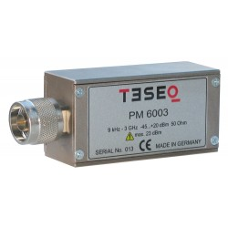 Teseq PMU 6003 USB Power Meter/Sensor 9 kHz - 3 GHz