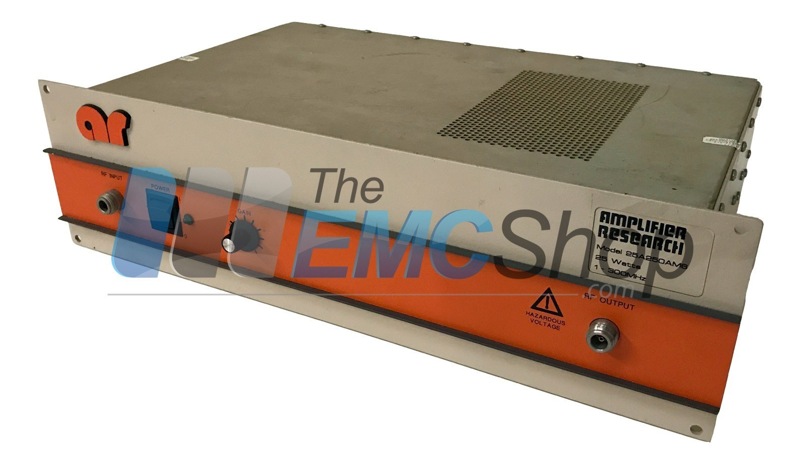 Used Rf Power Amplifiers The Emc Shop Amp Request Quote