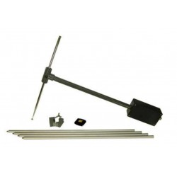 AH Systems FCC-1 Tuned Dipole Antenna, 25 MHz – 70 MHz, 300 Watts