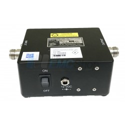 AH Systems PAM-0118P Broadband Preamplifier, 20 MHz - 18 GHz