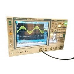 Rohde & Schwarz (R&S) RTE1204 Digital Oscilloscope, 2 GHz, 4 channels, 5 Gsample/s, 10/40 Msample