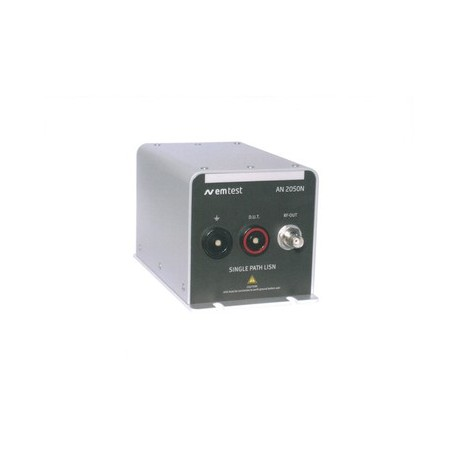 EM Test AN 200N100 Single line Artificial Network as per ISO 7637-2, CISPR25, ISO 11452 and CISPR16, switchable, 100A