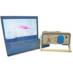 Narda PMM 7010/03 Combination EMI Test Receiver and Spectrum Analyzer, 9 kHz to 3 GHz, built-in 16A LISN's
