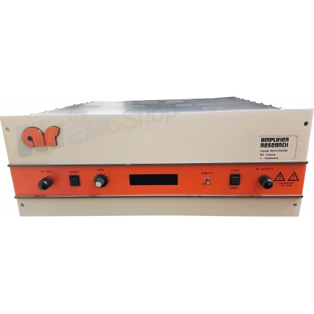 Amplifier Research 50W1000C 50MHz–1000MHz RF Power Amplifier