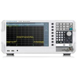 Rohde & Schwarz FPC1000 Spectrum Analyzer - Front Panel