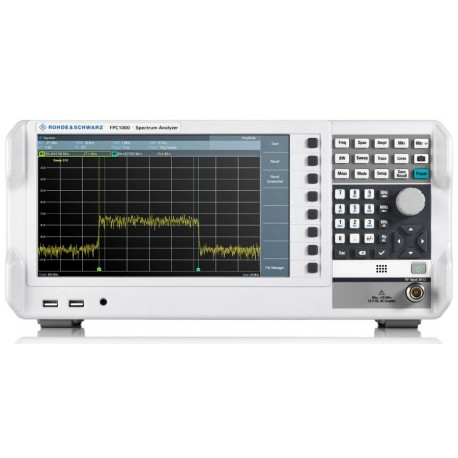 Rohde & Schwarz FPC1000 Low-Cost Spectrum Analyzer for Emissions