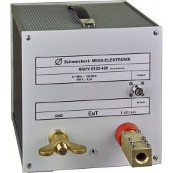 Schwarzbeck NNHV 8123-400 Single Path High Voltage AMN (LISN)