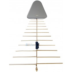 EMCO (ETS-Lindgren) 3147 Log Periodic Antenna