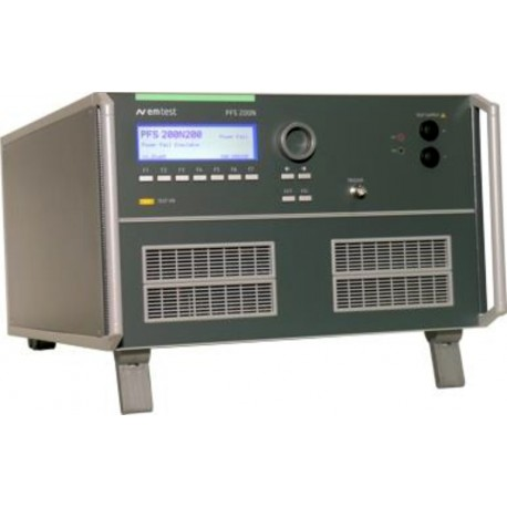 EM Test PFS 200N150 Power Fail Simulator 80V/150A - The EMC Shop
