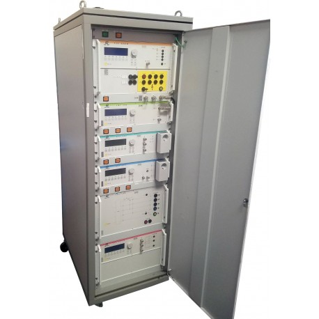 Complete IEC/EN Rack for CE Marking and Conducted Immunity Certification