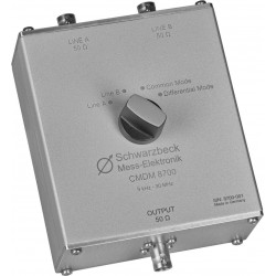 Schwarzbeck CMDM 8700 Common Mode / Differential Mode Switch