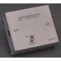 Schwarzbeck NTFM 8158 8-Wire Impedance Stabilization Network