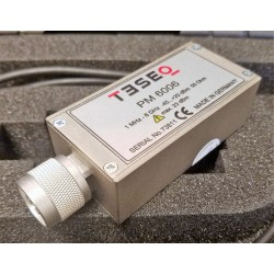 Used Teseq PM 6006 1 MHz to 6 GHz RF/EMC Power Meter