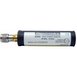 Giga-tronics 80350A Peak Power Sensor Type N