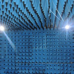 EMC Pioneer Anechoic Chamber Project