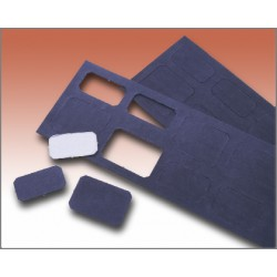 Cuming Microwave C-RAM FGMM Flexible, Broadband Magnetic Microwave Absorber