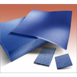 Cuming Microwave C-RAM LF and LF-W Flexible Foam Sheet Broadband Radar Absorber