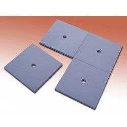 Cuming Microwave C-RAM FT-10 Thin Ceramic Ferrite Tile RF Absorber