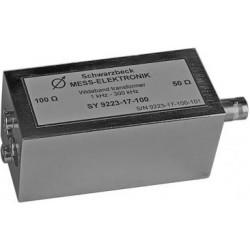 Schwarzbeck SY 9223-17-100 Wideband Isolation Transformer