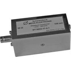 Schwarzbeck SY 9223-17-0.1 Wideband Isolation Transformer