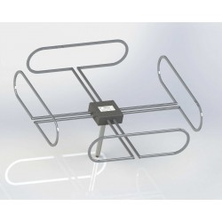 Schwarzbeck RSH 2342 Horizontal Polarised Omnidirectional VHF Antenna