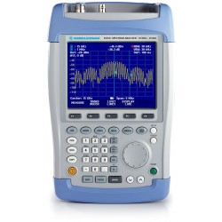 Rohde & Schwarz FSH3 Spectrum Analyzer