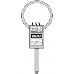 Schwarzbeck HMDA 1545 Sensitive Magnetic Field-Strength Meter with LCD Reading