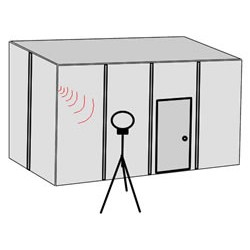 RF/EMI Shielding Effectiveness Testing - Shielded Rooms & Anechoic Chambers