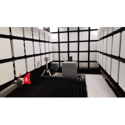 Used Fully Anechoic 3 Meter Test Chamber