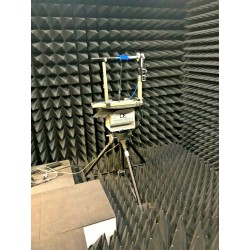 3 Meter Antenna Pattern Measurement and Characterization Chamber & Test System