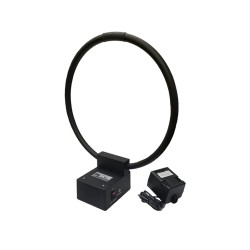 ALA-30M Active Loop Antenna for Magnetic Field Testing