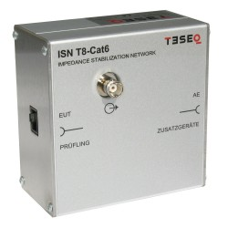 Teseq ISN T8-Cat6 Impedance Stabilization Network (ISN) for Unscreened Balanced Pairs