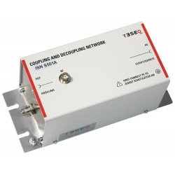 Teseq ISN S501A Impedance Stabilization Network for Coaxial Lines