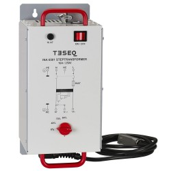 Teseq INA 6501 Manual Step Transformer for AC Dips & Interruptions