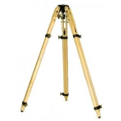 AH Systems ATU-510 Wood Tripod for Test Antennas - EMC Test Equipment
