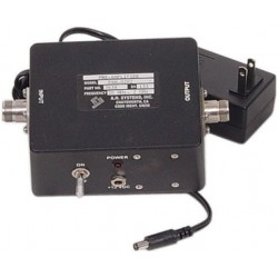 AH Systems PAM-0202 High Gain Preamplifier, 20 MHz - 2 GHz