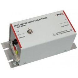 Teseq CDN M1-10 Coupling Network 10 KHz to 80 MHz for PE Lines - EMC Test Equipment