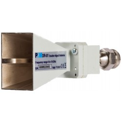 PMM (Narda) DR-01 Double Ridge Horn Antenna, 6 to 18 GHz - The EMC Shop