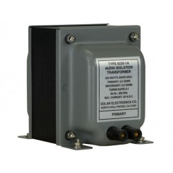 Solar 6220-1A Audio Isolation Transformer 30 Hz - 250 kHz