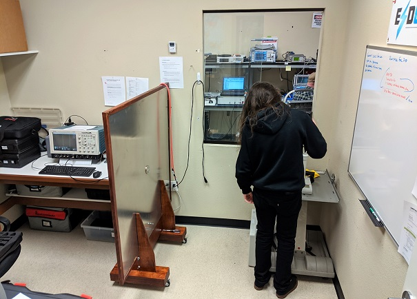 ISO 17025 Calibration Lab - Electrostatic Discharge (ESD) Guns
