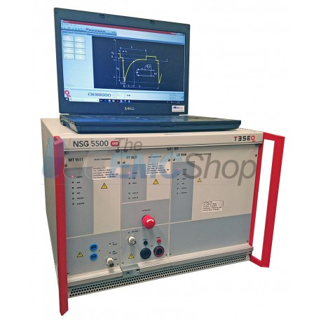 Teseq Automotive Transient Generators and EMC Test Equipment